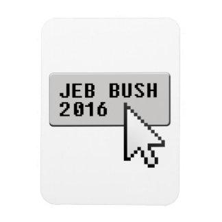 BUSH 2016 CURSOR CLICK - png Rectangular Magnet