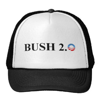 BUSH 2.0 MESH HATS