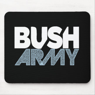 Bush Army Mousepad