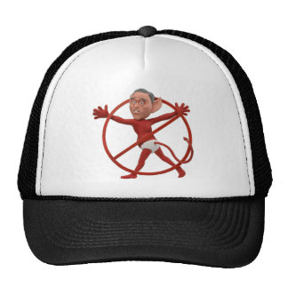 bush-best mesh hat