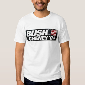 Bush/Cheney 2004 T Shirt
