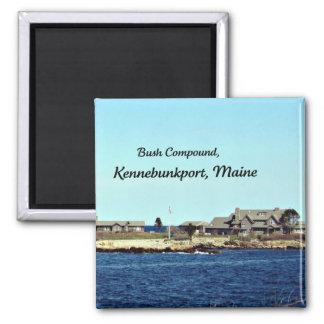 Bush Compound, Kennebunkport, Maine Magnet