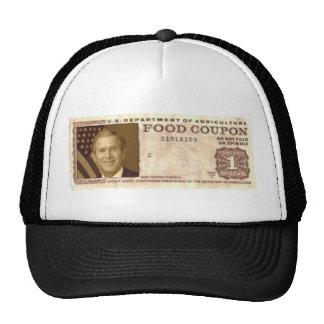 Bush Food Stamp Hat
