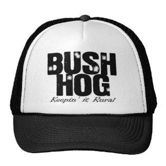 Bush Hog Trucker Hat