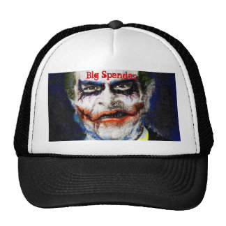 Bush Joker Big Spender Mesh Hats