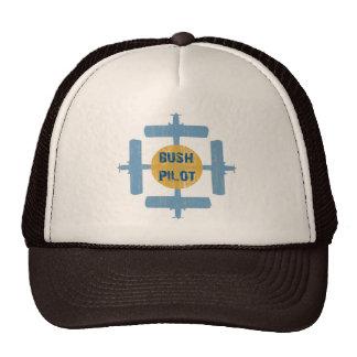 Bush Pilot Trucker Hats