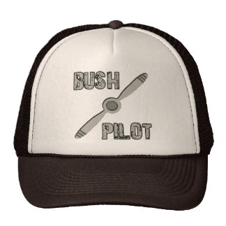 Bush Pilot Mesh Hats