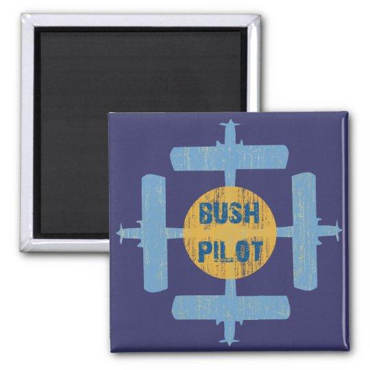 Bush Pilot Magnet