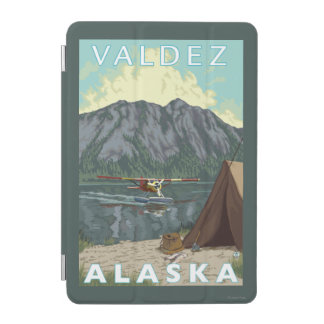Bush Plane & Fishing - Valdez, Alaska iPad Mini Cover