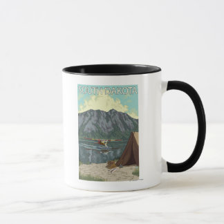 Bush Plane FishingSouth Dakota Mug