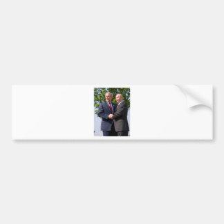 Bush & Putin Bumper Sticker