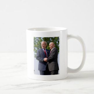 Bush & Putin Coffee Mug