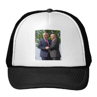 Bush Putin Trucker Hats