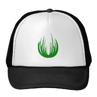 Bush shrub mesh hats