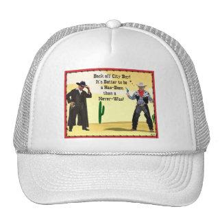 Bush vs Obama Hat