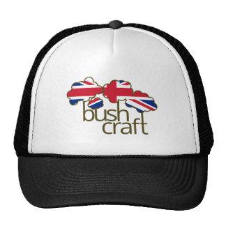 Bushcraft United Kingdom flag Cap
