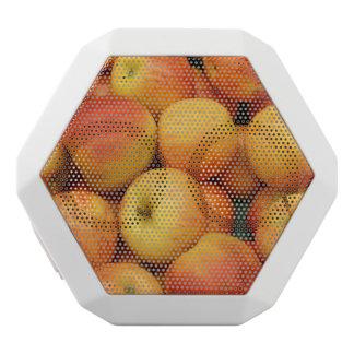 Bushel of Delicious Apples White Boombot Rex Bluetooth Speaker