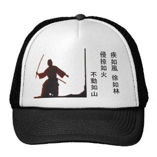 Bushi Motto Hats