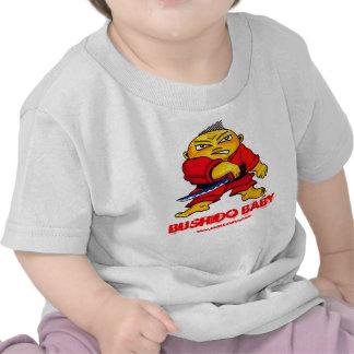 Bushido baby funny t-shirt
