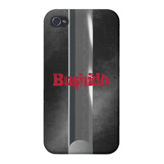 Bushido Cover For iPhone 4