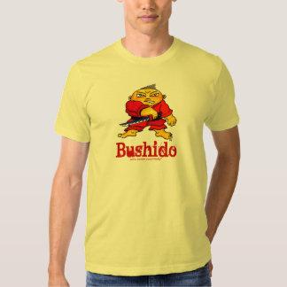 Bushido funny t-shirt