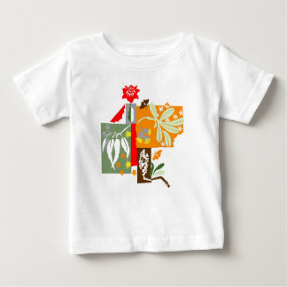 Bushland Flora - Baby t'shirts Baby T-Shirt