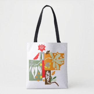 Bushland Flora - Tote bag