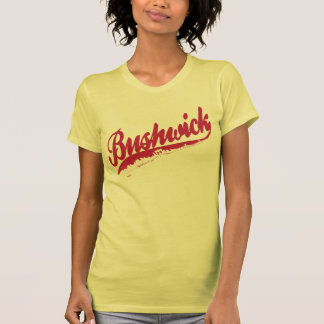 Bushwick Brooklyn Ladies T-Shirt