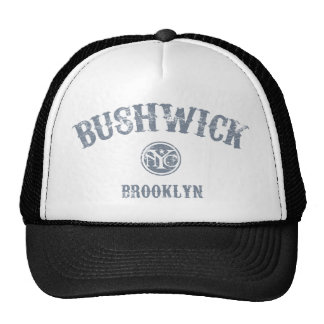 Bushwick Mesh Hats