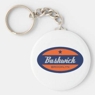 Bushwick Key Chains