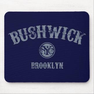 Bushwick Mouse Pad