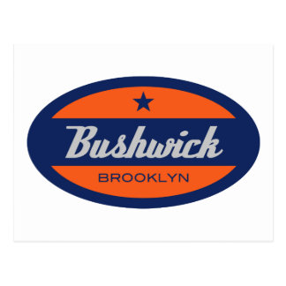 Bushwick Post Cards