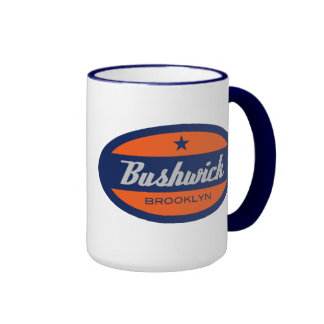 Bushwick Ringer Mug