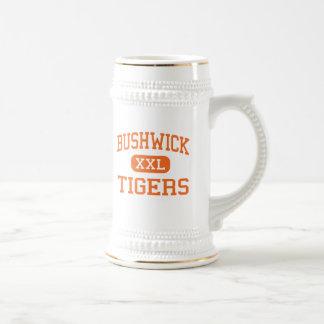 Bushwick - Tigers - High - Brooklyn New York Coffee Mugs