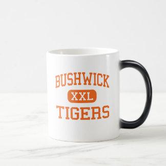 Bushwick - Tigers - High - Brooklyn New York Morphing Mug