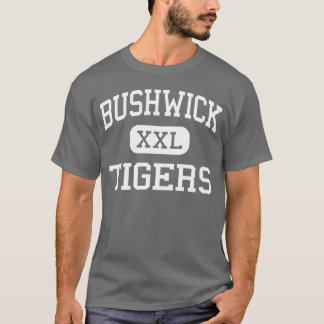 Bushwick - Tigers - High - Brooklyn New York T-Shirt
