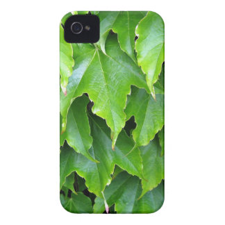 Bushy green leaves iPhone 4 Case-Mate cases