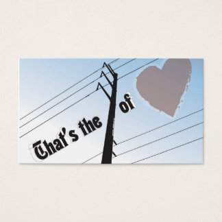"""Business, 3.5"""" x 2.0"""", 100 pack POWER OF LOVE SILO"""