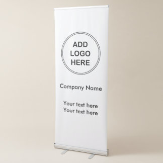 Business Banner Logo Design