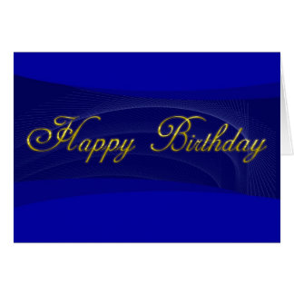 Business Birthday Card Happy Birthday
