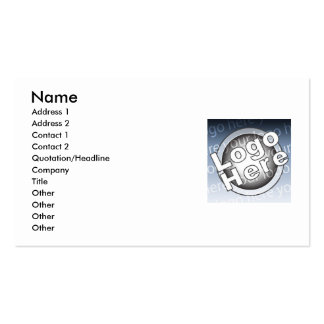 Business Double-Sided Standard Business Cards (Pack Of 100)