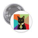 Business Car Advice Animal Meme 3 Cm Round Badge