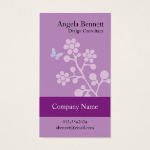 Color consultant business cards business card printing zazzle uk business card reheart Gallery