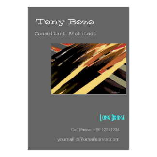 Business Card - Architect