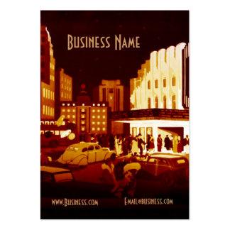 Business Card Art Deco Business Card Template
