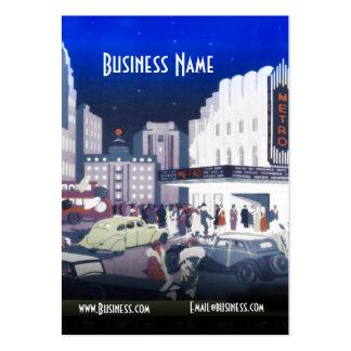 Business Card Art Deco Business Card Templates