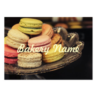Business Card - Bakery
