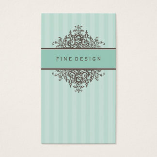 BUSINESS CARD :: beautiful renaissance 6