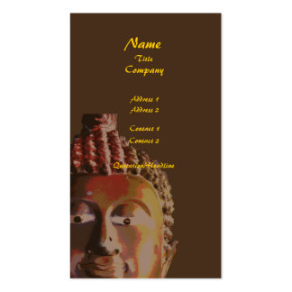 Business Card, Buddha looking over you! Pack Of Standard Business Cards