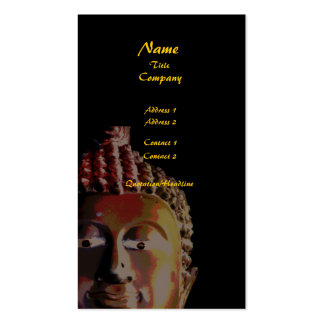 Business Card, Buddha looking over you!